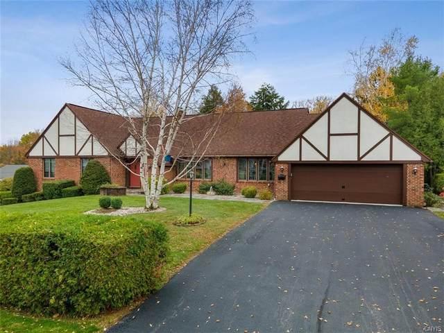 16 Laurelwood Drive, New Hartford, NY 13413 (MLS #S1306600) :: BridgeView Real Estate Services