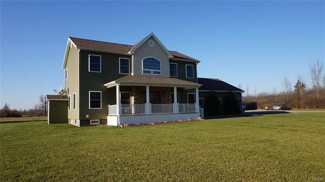 18961 Star Schoolhouse Road, Brownville, NY 13615 (MLS #S1306793) :: BridgeView Real Estate Services
