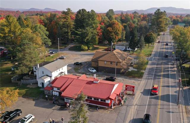 2967 State Route 28, Webb, NY 13420 (MLS #S1306816) :: BridgeView Real Estate Services