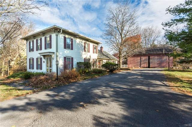 5144 Harris Road, Onondaga, NY 13031 (MLS #S1307255) :: Robert PiazzaPalotto Sold Team