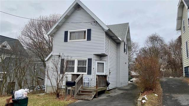 503 Arthur Street, Syracuse, NY 13207 (MLS #S1307277) :: Mary St.George | Keller Williams Gateway
