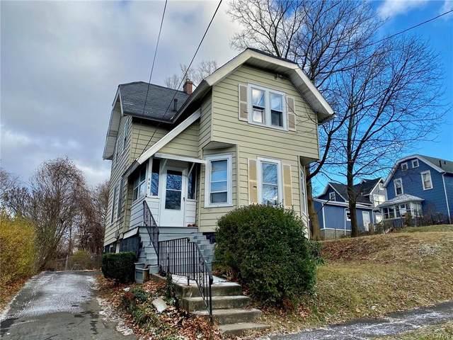 505 Arthur Street, Syracuse, NY 13207 (MLS #S1307299) :: 716 Realty Group