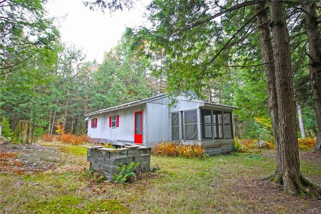 3148 Mohawk Drive, Forestport, NY 13338 (MLS #S1307312) :: Robert PiazzaPalotto Sold Team