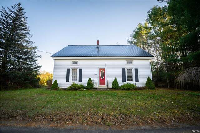 2404 State Route 29, Salisbury, NY 13329 (MLS #S1307357) :: Robert PiazzaPalotto Sold Team