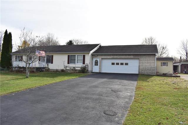 9 Gregory Road, Hannibal, NY 13074 (MLS #S1307457) :: BridgeView Real Estate Services