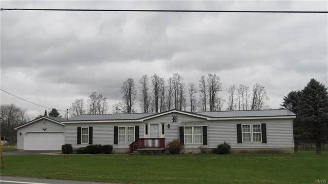 2893 State Route 5S, Danube, NY 13365 (MLS #S1307527) :: Robert PiazzaPalotto Sold Team