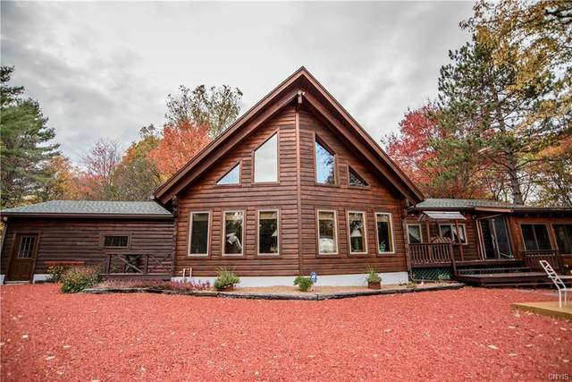 266 Roberts Road, Russia, NY 13324 (MLS #S1307679) :: BridgeView Real Estate Services