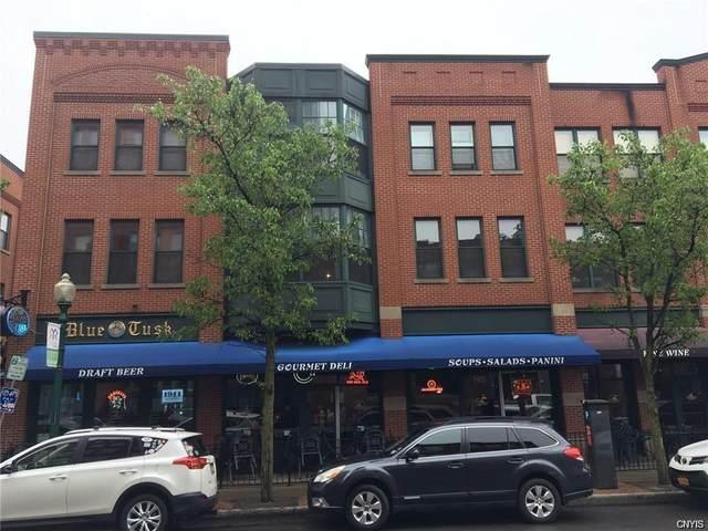 133 Walton Street #113, Syracuse, NY 13202 (MLS #S1307728) :: Lore Real Estate Services