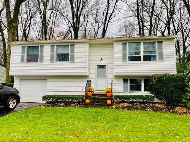 302 Donlin Drive, Salina, NY 13088 (MLS #S1307742) :: BridgeView Real Estate Services
