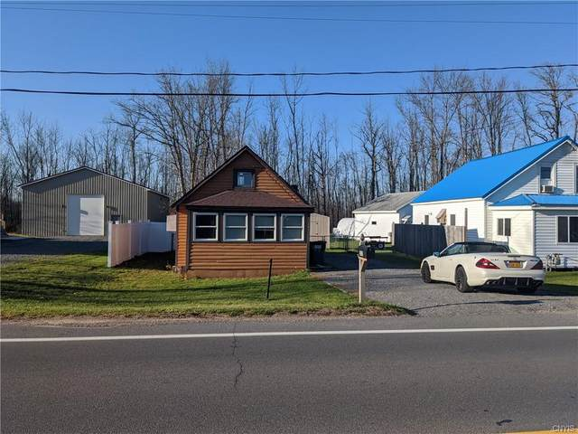 503 County Route 12, Schroeppel, NY 13132 (MLS #S1307810) :: Robert PiazzaPalotto Sold Team