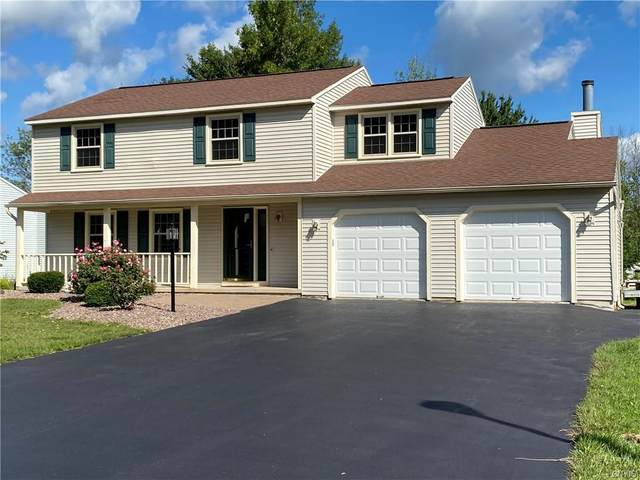 6379 Jane Lane, Cicero, NY 13039 (MLS #S1307949) :: BridgeView Real Estate Services