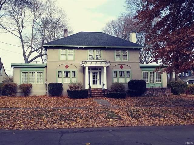 14 William Street, Cortland, NY 13045 (MLS #S1307950) :: MyTown Realty