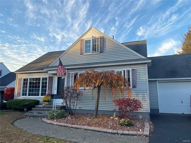 205 Ridgewood Drive, Cicero, NY 13212 (MLS #S1307986) :: BridgeView Real Estate Services