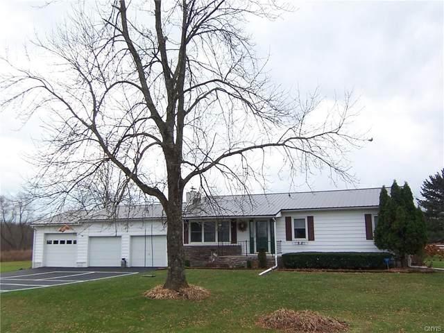 5645 Tilden Hill Road, Verona, NY 13478 (MLS #S1308011) :: BridgeView Real Estate Services