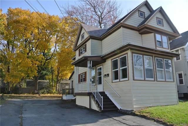 313 Hixson Avenue #15, Syracuse, NY 13206 (MLS #S1308013) :: BridgeView Real Estate Services
