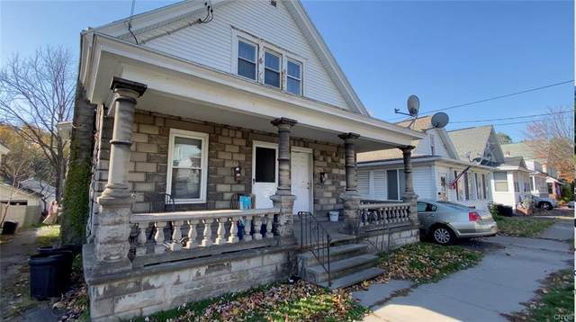 201 Griffiths Street, Syracuse, NY 13208 (MLS #S1308248) :: BridgeView Real Estate Services
