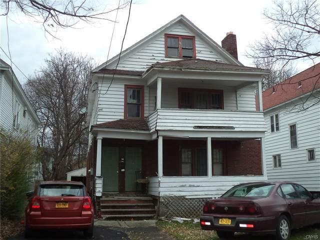 436 Kirk Avenue #38, Syracuse, NY 13205 (MLS #S1308321) :: BridgeView Real Estate Services