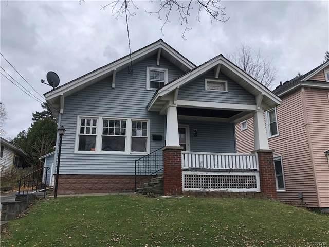 452 Stafford Avenue, Syracuse, NY 13206 (MLS #S1308362) :: BridgeView Real Estate Services