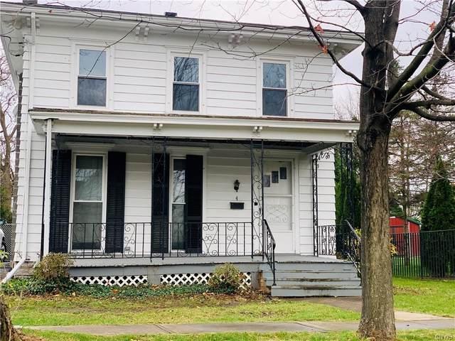 4 Garden Street, Seneca Falls, NY 13148 (MLS #S1308380) :: Avant Realty
