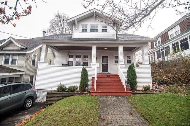 163 Parkside Avenue, Syracuse, NY 13207 (MLS #S1308445) :: BridgeView Real Estate Services