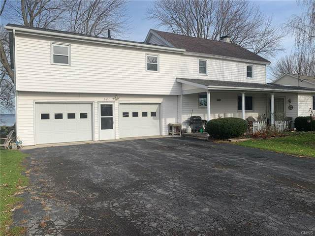 365 Barrett Lane, Sullivan, NY 13030 (MLS #S1308529) :: Robert PiazzaPalotto Sold Team