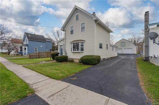 516 Franklin Street, Clayton, NY 13624 (MLS #S1308567) :: Thousand Islands Realty