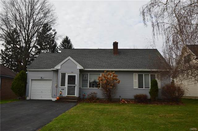 408 E Manchester Road, Geddes, NY 13219 (MLS #S1308592) :: BridgeView Real Estate Services