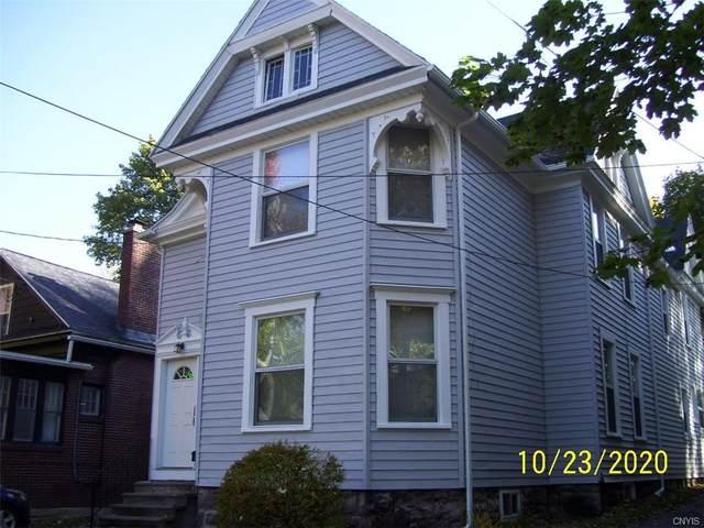 445 Westcott Street, Syracuse, NY 13210 (MLS #S1308607) :: Robert PiazzaPalotto Sold Team