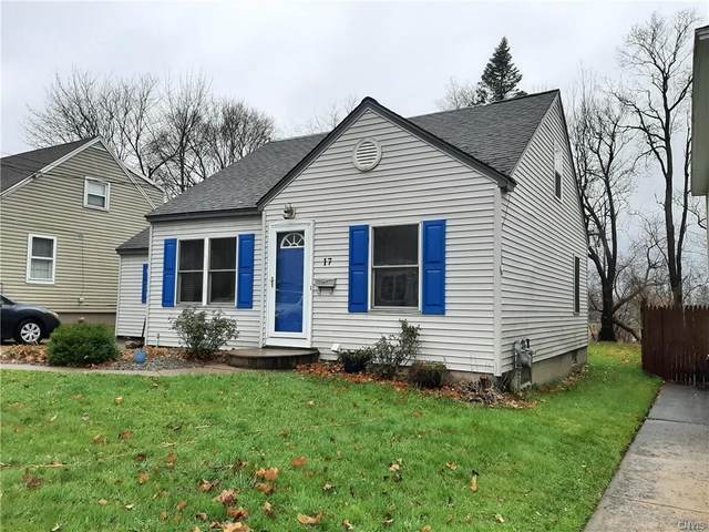 17 Leard Road, New Hartford, NY 13413 (MLS #S1308651) :: BridgeView Real Estate Services
