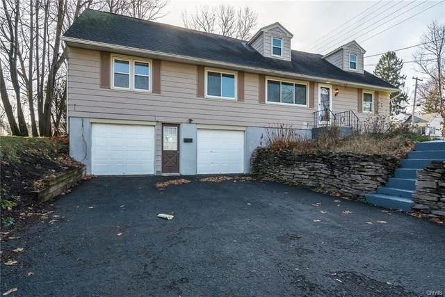 217 Dixon Drive, Camillus, NY 13219 (MLS #S1308822) :: TLC Real Estate LLC