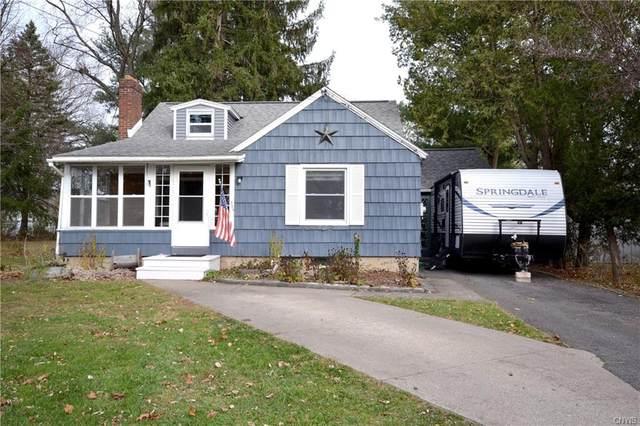 205 Franklin Park Drive, Dewitt, NY 13057 (MLS #S1308835) :: MyTown Realty