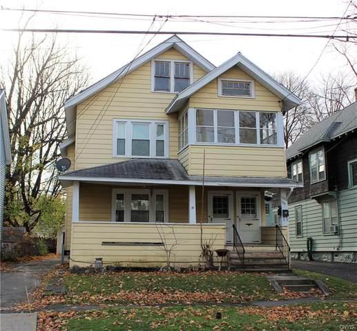 133 Paul Avenue, Syracuse, NY 13206 (MLS #S1308841) :: BridgeView Real Estate Services