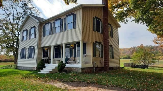 6063 West Road, Stockbridge, NY 13409 (MLS #S1308964) :: TLC Real Estate LLC