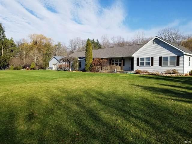 2544 Oak Hill Road, Moravia, NY 13118 (MLS #S1309028) :: 716 Realty Group