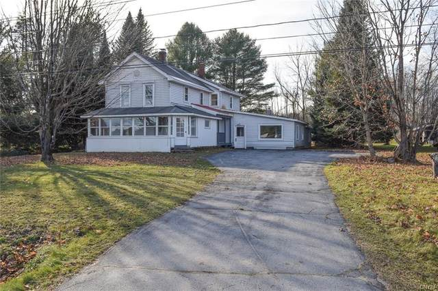11583 State Route 12, Boonville, NY 13309 (MLS #S1309070) :: Lore Real Estate Services