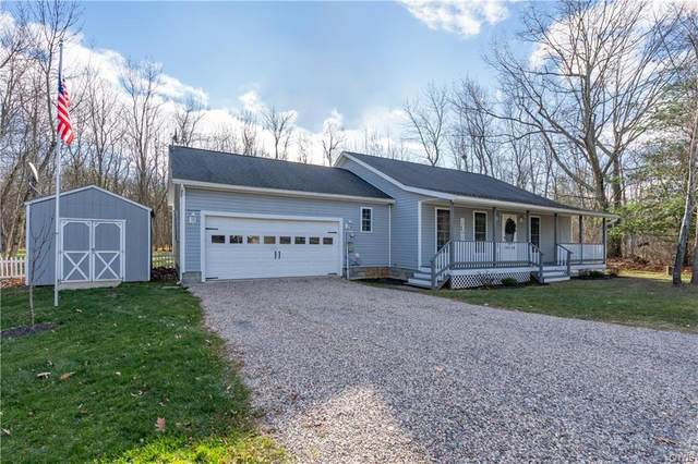 40338 Hyde Lake Road, Theresa, NY 13691 (MLS #S1309180) :: Lore Real Estate Services