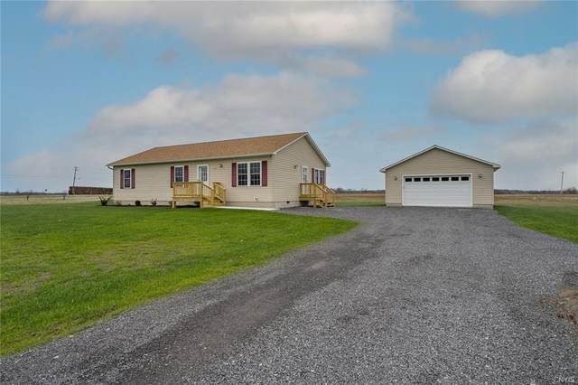 10497 County Route 8, Lyme, NY 13622 (MLS #S1309245) :: BridgeView Real Estate Services