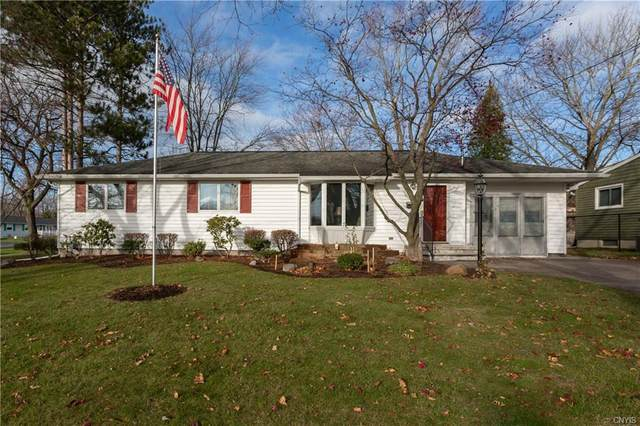 214 Cranberry Drive, Salina, NY 13088 (MLS #S1309247) :: BridgeView Real Estate Services