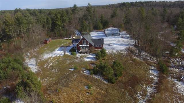 8415 Boonville Road, Lyonsdale, NY 13433 (MLS #S1309280) :: BridgeView Real Estate Services