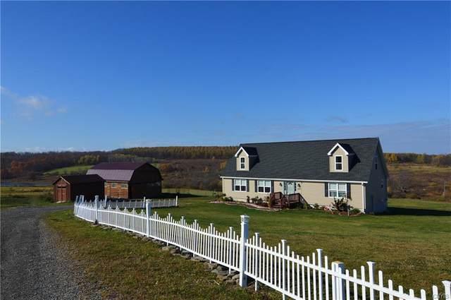 2809 S Cortland Virgil Road, Virgil, NY 13045 (MLS #S1309357) :: BridgeView Real Estate Services