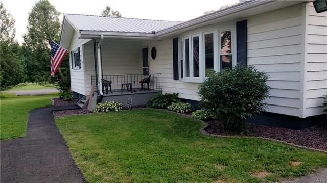 5079 Ny Rt 365, Verona, NY 13478 (MLS #S1309394) :: BridgeView Real Estate Services