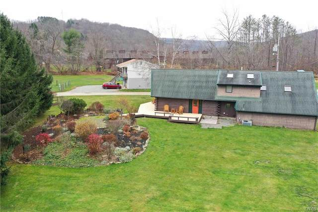 1 Fireside Drive, Grove, NY 14884 (MLS #S1309494) :: BridgeView Real Estate Services