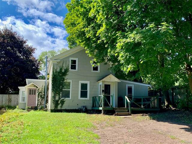 122 W Oneida Street, Oswego-City, NY 13126 (MLS #S1309497) :: Lore Real Estate Services