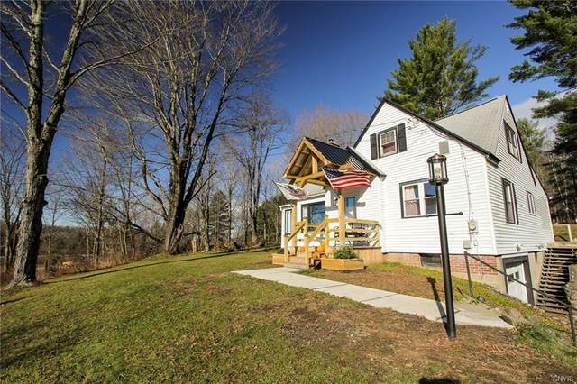 8466 Old Poland Road, Trenton, NY 13304 (MLS #S1309537) :: Lore Real Estate Services