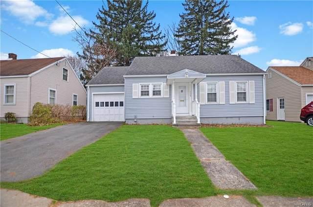135 Cornwall Avenue, Utica, NY 13502 (MLS #S1309579) :: BridgeView Real Estate Services
