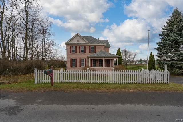 35143 County Route 4, Cape Vincent, NY 13624 (MLS #S1309698) :: BridgeView Real Estate Services