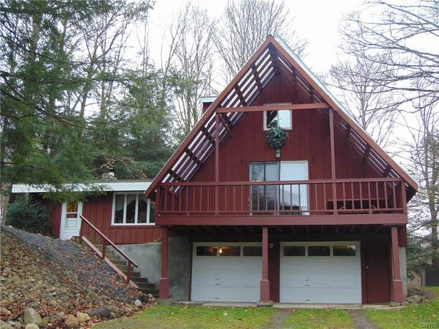 127 Horton Road, Pitcher, NY 13136 (MLS #S1309737) :: BridgeView Real Estate Services