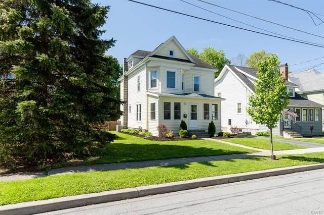 126 Bishop Street, Watertown-City, NY 13601 (MLS #S1309821) :: Robert PiazzaPalotto Sold Team