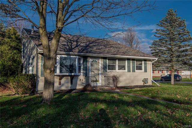 117 Dwight Drive, Rome-Inside, NY 13440 (MLS #S1309836) :: Robert PiazzaPalotto Sold Team
