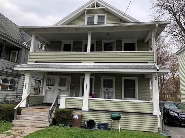 312-314 West Calthrop Avenue, Syracuse, NY 13205 (MLS #S1309901) :: Robert PiazzaPalotto Sold Team